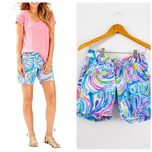 ✨NWT LILLY PULITZER SIZE 00 THE JAYNE SHORT✨